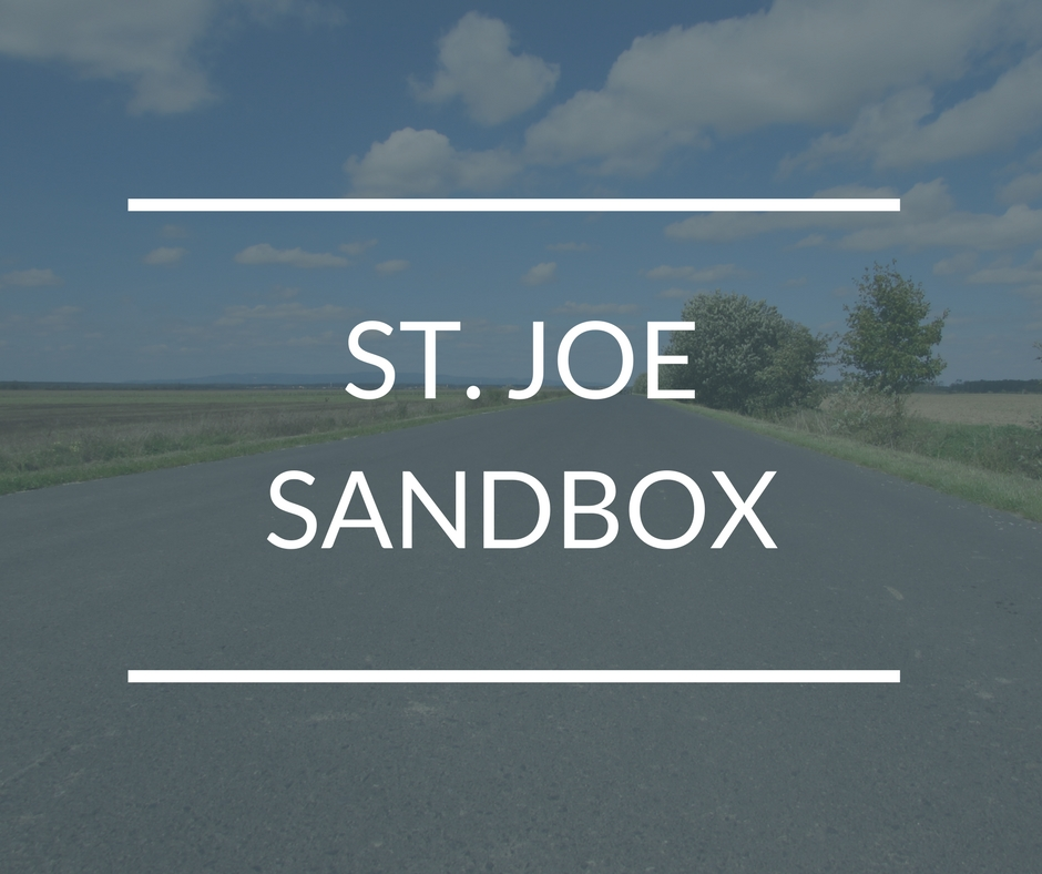St. Joe Sandbox